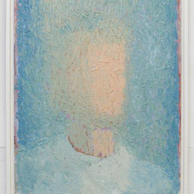 """""""Telemachus"""", Öl, Leinen, 101x76 cm, 2012"""