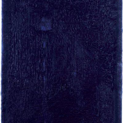 """Nyx"", Öl auf Leinen, 138x76 cm, 2005-08"